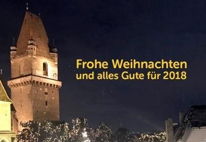 Frohe Weihnachten An Alle.Frohe Weihnachten Und Alles Gute Fur 2018